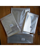 Cellophane display bags