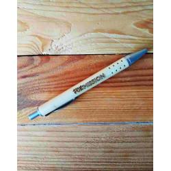 Pen with logo