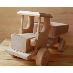 Wooden car Truck