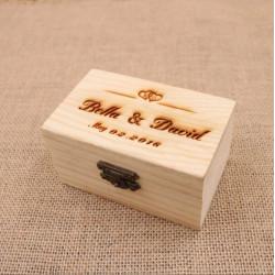 Wodden Wedding Rig Box